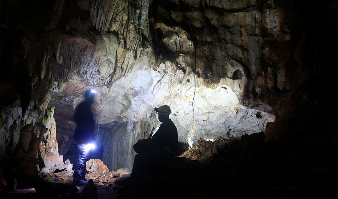 Grotte Marie Jeanne, Haití