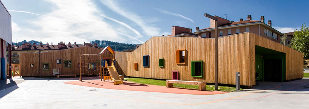 Escuela Infantil Zaldibar, España