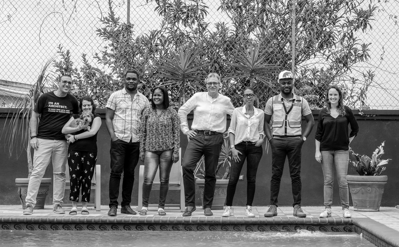Equipo Haití, We Architects